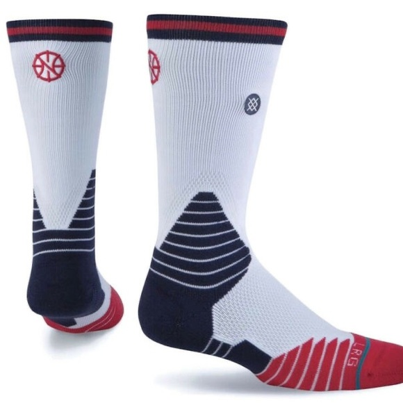Stance Other - 🆕 Stance NBA New Orleans Pelicans Basketball Sock